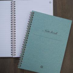 Note book/中村活版印刷所